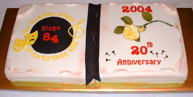 Stage 84's 20th Anniversary