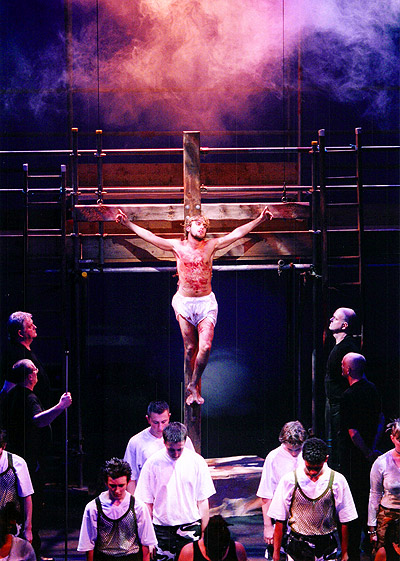 Stage 84 presents Jesus Christ Superstar